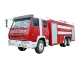 Fire Fighting Equipment Shacman