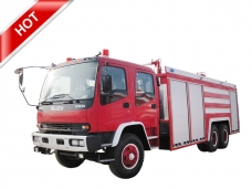 Fire Fighting Truck ISUZU