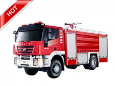 Fire Appliance Truck IVECO