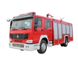 Fire Fighting Equipment Sinotruk