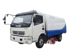 Road Sweeper Truck Dongfeng