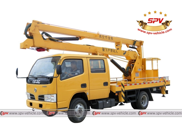 Articulated Boom Lift Dongfeng