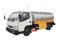Stainless Steel Fuel Tanker JMC