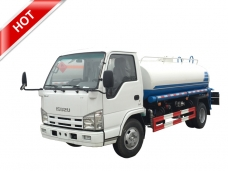 Water Bowser ISUZU