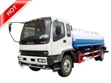Irrigation Water Truck ISUZU