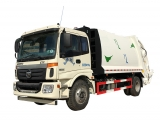 Waste Compactor Truck Foton