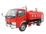 Fire Fighting Water Truck Dongfeng