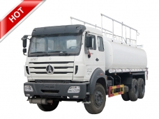 Fuel Tank Truck North Benz(6x6)