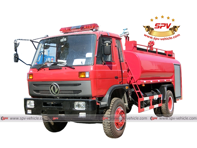 Fire Engine Water Truck Dongfeng