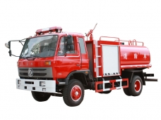 Fire Water Tank Truck Dongfeng