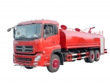 Fire Water Truck Dongfeng Kinland