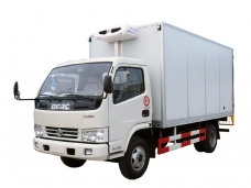 Refrigerator Truck Dongfeng