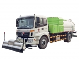Road Flushing Truck Foton