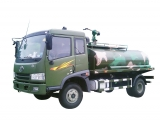 Forest Fire Water Truck FAW