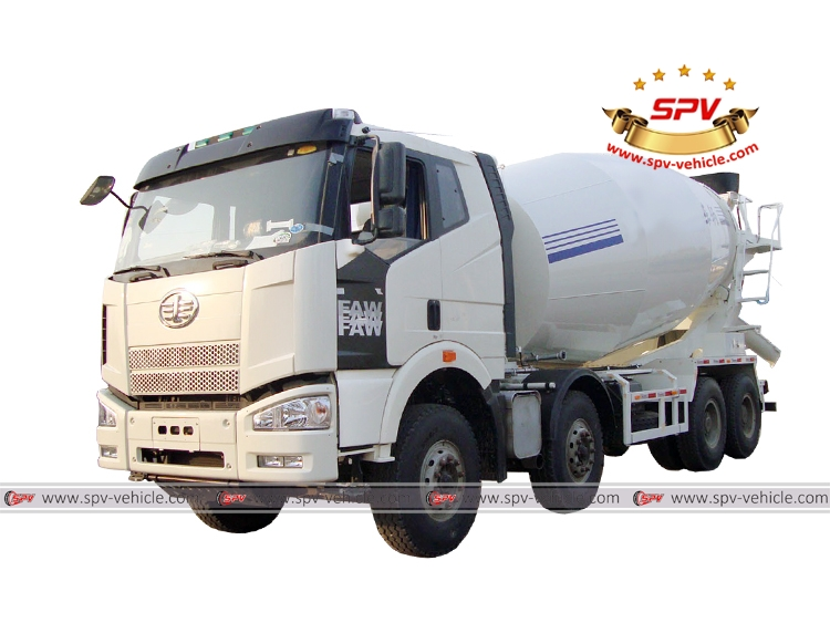 Cement Transport Truck FAW