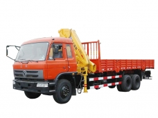 Truck Mounted Knuckle Crane Dongfeng