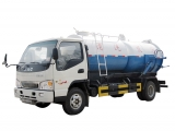 Sewer Jetting and Vacuum Truck JAC