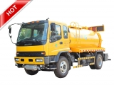 Water Jetting Truck ISUZU