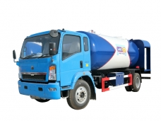 LPG Dispensing Truck HOWO(RHD)
