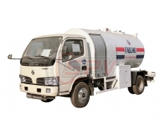 LPG Delivery Truck Dongfeng