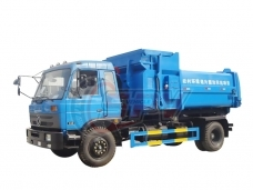 Hook Loader Compactor Truck Dongfeng