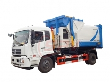 Detachable Compactor Truck Dongfeng