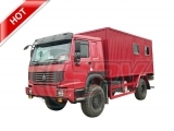 Lubrication Truck Sinotruk