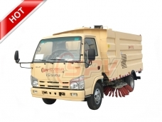 Sweeping Truck ISUZU