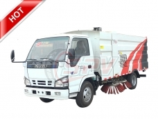 Road Sweeper ISUZU