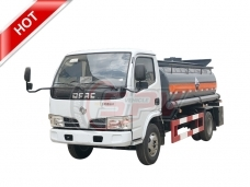 Mobile Chemical Truck Dongfeng